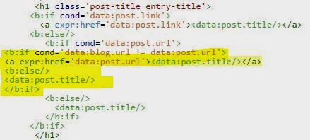 Remove Hyperlinks in Post Titles